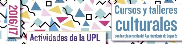 2016-17 Cursos y talleres Leganés
