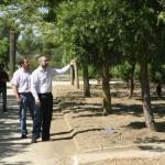 Inauguración senda botánica Parque Polvoranca 1