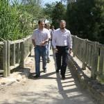 Inauguración senda botánica Parque Polvoranca 2
