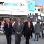 Inauguracion Forempleo 2014 3