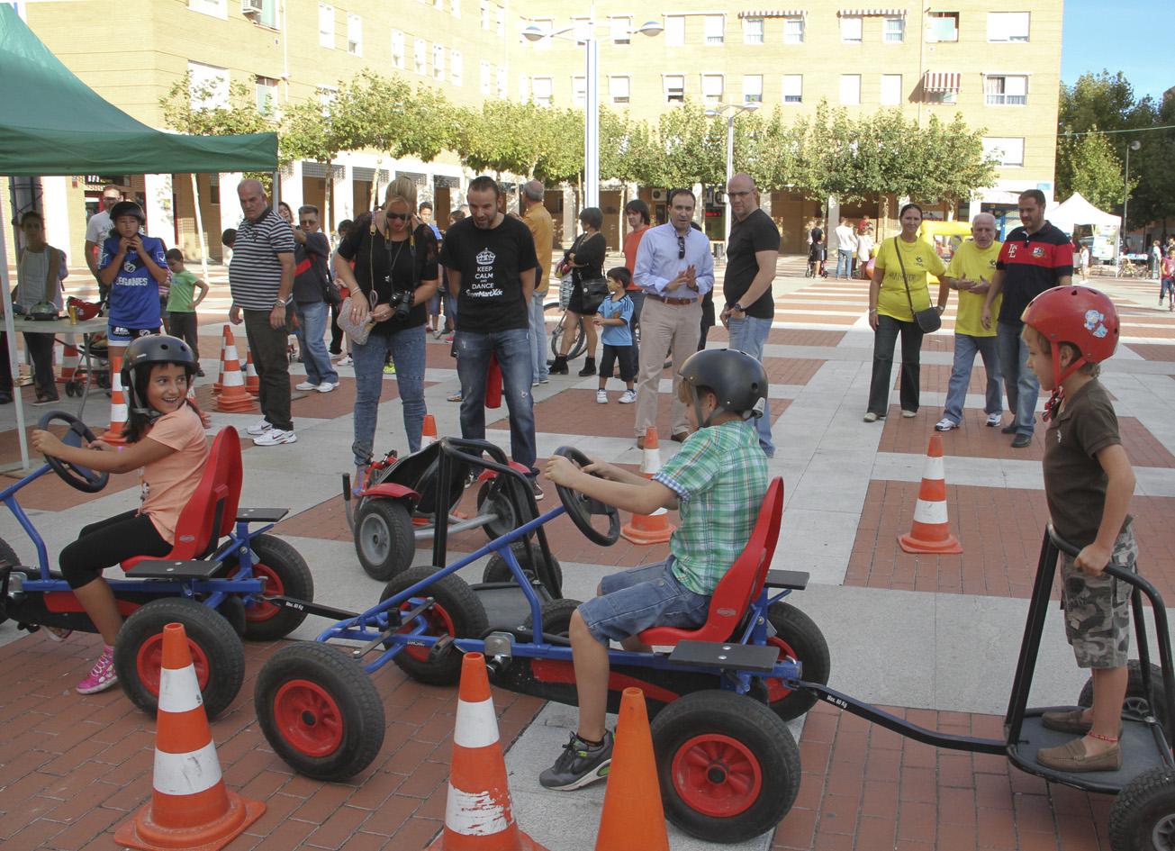 Semana de la Movilidad - Actividades Grupo AMÁS 6