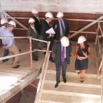 Visita viceconsejero y concejal a obras nuevo IES Arroyo Culebro 2