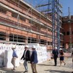 Visita viceconsejero y concejal a obras nuevo IES Arroyo Culebro 3