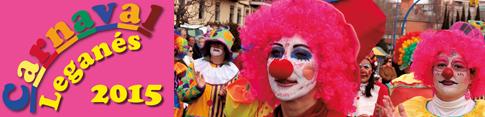 carnaval leganés