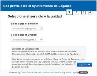 empleo ayuntamiento leganes: