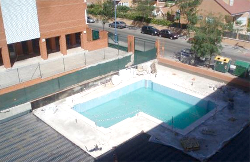 Las piscinas colectivas pueden iniciar ya los tr mites for Piscinas en leganes