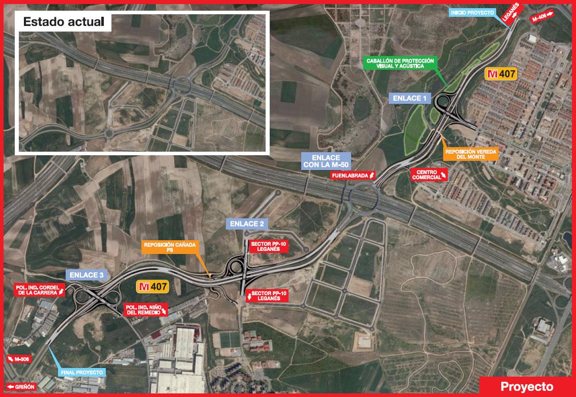 plano-obras-m-407-leganes-fuenlabrada